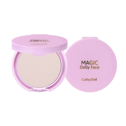 Magic Dolly Face Two Way Cake Powder SPF30 PA+++ 4.5g Cathy Doll #23 Natural Beige