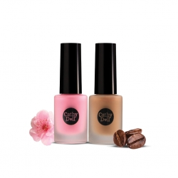 Matte Nail Color Nude 6ml Cathy Doll