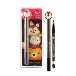 *โปรโมชั่น Tsum Tsum* Soft Eyebrow Pencil 0.28g Cathy Doll Disney Tsum Tsum #02 Ash Brown