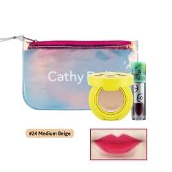 *Pro Mother Day* Pokemon Cushion & Tint+Clutch (Red Tone) Cathy Doll All