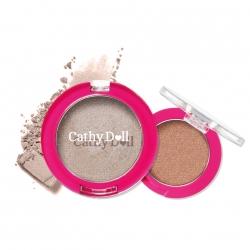 * โปรโมชั่น Mid Year Sale *  ซื้อ 1 แถม 1 8.2 Seconds Fall In Love Eyeshadow 2g Cathy Doll