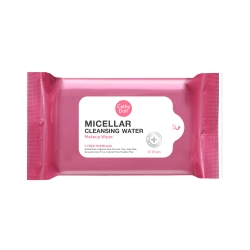 Micellar Cleansing Water Make Up Wipes 30Sheets Cathy Doll