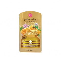 2in1 Snail Honey Ginseng with Gold Sleeping Serum Mask 4g Cathy Doll Secret Recipe