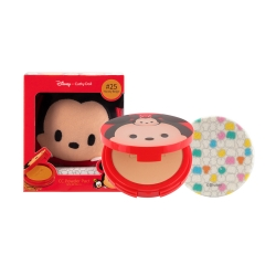 *โปรโมชั่น Tsum Tsum* CC Powder Pact SPF40 PA+++ 12g Cathy Doll Disney Tsum Tsum #25 Honey Beige (Mickey)