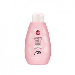 Body Bath Salt 420g Cathy Doll White Milk Shine