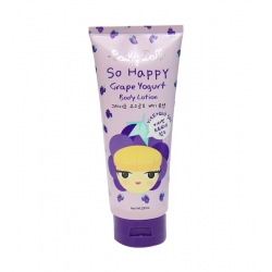 Grape Yogurt Body Lotion 230ml. Cathy Doll So Happy