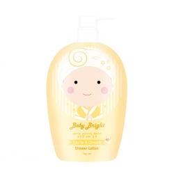 Caviar & Ginseng Shower Lotion 750ml Baby Bright