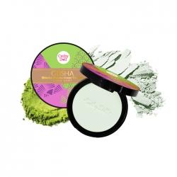 Shincha Matcha Green Tea Pact SPF15 12g Cathy Doll Geisha