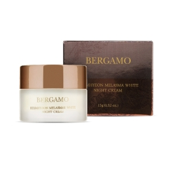 *Pro Mid Year Sale* Keumhyeon Melasma White Night Cream 15g Bergamo