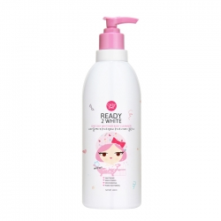 One Day Whitener Body Cleanser 450ml (new package) Cathy Doll Ready 2 White