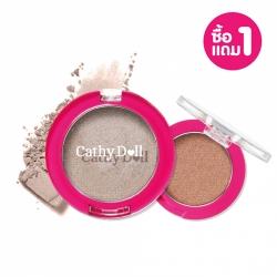 *โปรโมชั่น* ซื้อ1แถม1 8.2 Seconds Fall In Love Eyeshadow 2g Cathy Doll