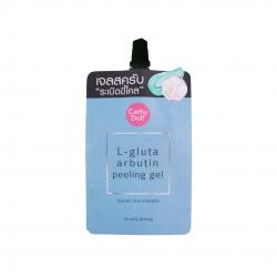 L-Gluta Arbutin Peeling Gel Ocean Salt Essence 35ml Cathy Doll