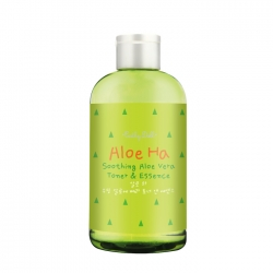 Soothing Aloe Vera Toner & Essence 260ml Cathy Doll Aloe Ha