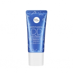 White Plankton DD Anti-Pollution Daily Defense Cream SPF50 PA+++ 30g Baby Bright P