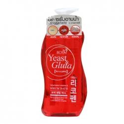 Yeast & Gluta Serum Bath 800ml Boya