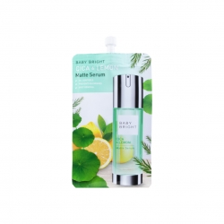Cica & Lemon Matte Serum 8g Baby Bright