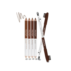 Almond Oil Brow Pencil & Brow Wax 2g Baby Bright
