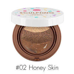 *Pro Year End Sale* Sculpting Highlight and Shading Cushion SPF50 PA+++ 10g Cathy Doll