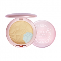 Crystal Flora Powder Pact SPF15 11g Cathy Doll La Vie en Fleurs